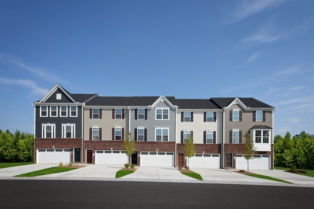 Excellent Value Near UNC - Brand New Townhomes at Creekside Commons:Looking for an affordable home near UNC?Schedule a visit at Creekside Commons!