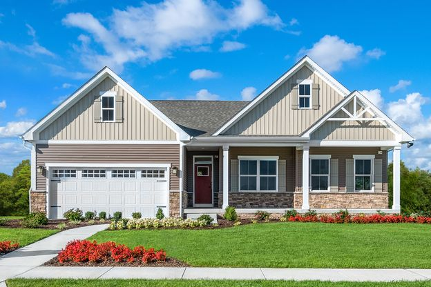 Welcome to Lewes Crossing:Now selling the final phase in a new model home.Visit us today to see the gorgeous Cumberland model and new homesites to choose from.