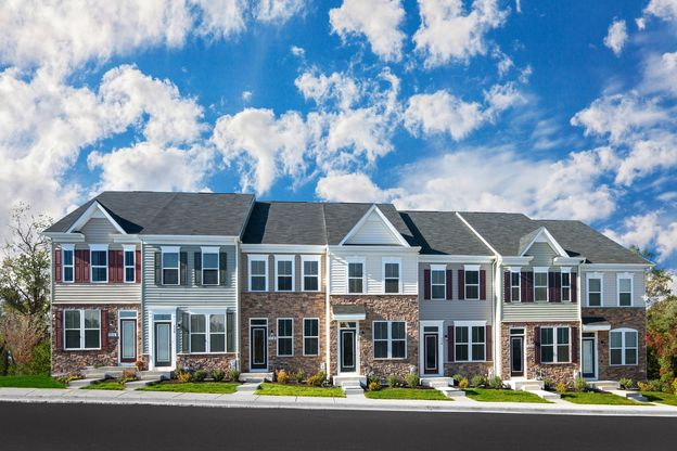 Cedar Hill Townhomes in Brooklyn Park, MD :: New Homes by ... on