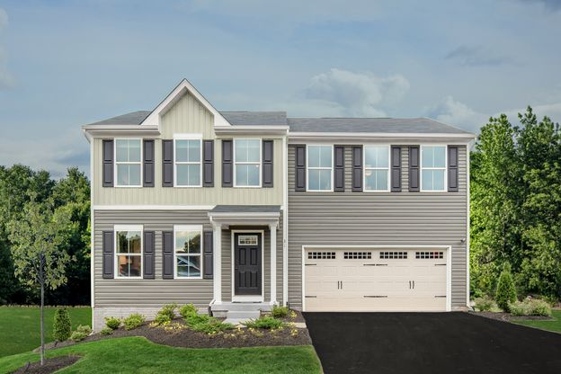 Only ONE Home Remains at The Pointe:Warren Township Schools' only new-construction community w/ all appliances included. Offering walking trails & pocket parks, just 2.5 miles to I-70! Clickhere to visit!