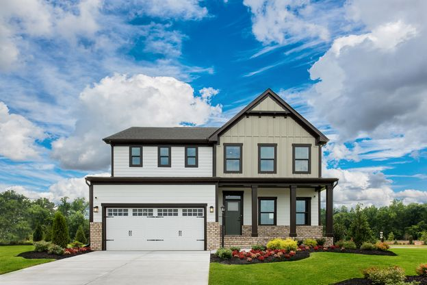 1 and 2 Story Homes With Lawn Care Included:Choose from 1 or 2 story floorplans with modern exteriors. There's an option for everyone!