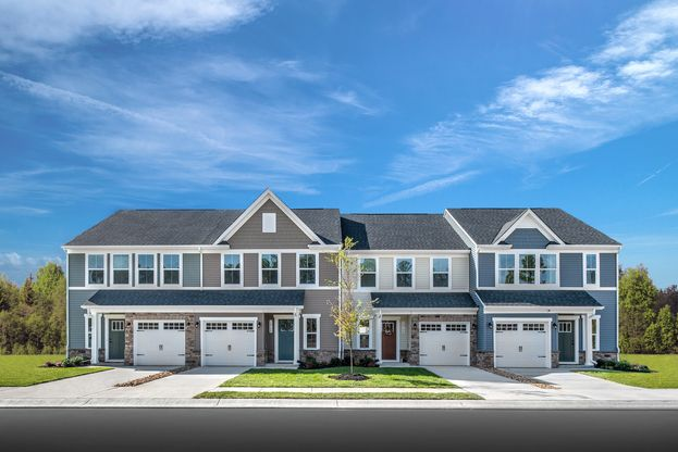 WELCOME TO BLALOCK AT RIVER'S BEND:New, modern townhomes packed with luxury features like granite countertops, upgraded cabinets and more are centrally located off Route 10.Click here to schedule your visit!