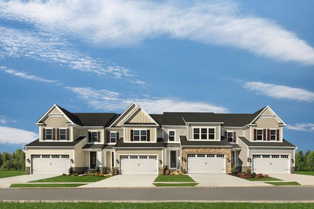 WELCOME HOME TO MALVERN CROSSING:Own a spacious luxury 4-bedroom townhome in Great Valley schools, from the upper $500s.Click here to join the VIP List for the first opportunity to purchase a home with VIP pricing.