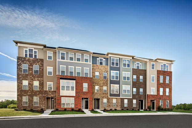 2-story Garage Townhome-style condos:Have the brand new home with the low-maintenance lifestyle! Our townhome-style condos feature a 1-car garage, and up to 1,606 sq. ft!Click here to schedule your visit.