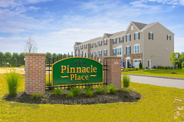 Welcome to Pinnacle Place:These townhomes are the lowest priced in Washington Township, with wooded setting, community playground, and easy access to commuter routes.