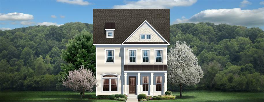 Ryan Homes New Home Plans In Greenville Sc Newhomesource