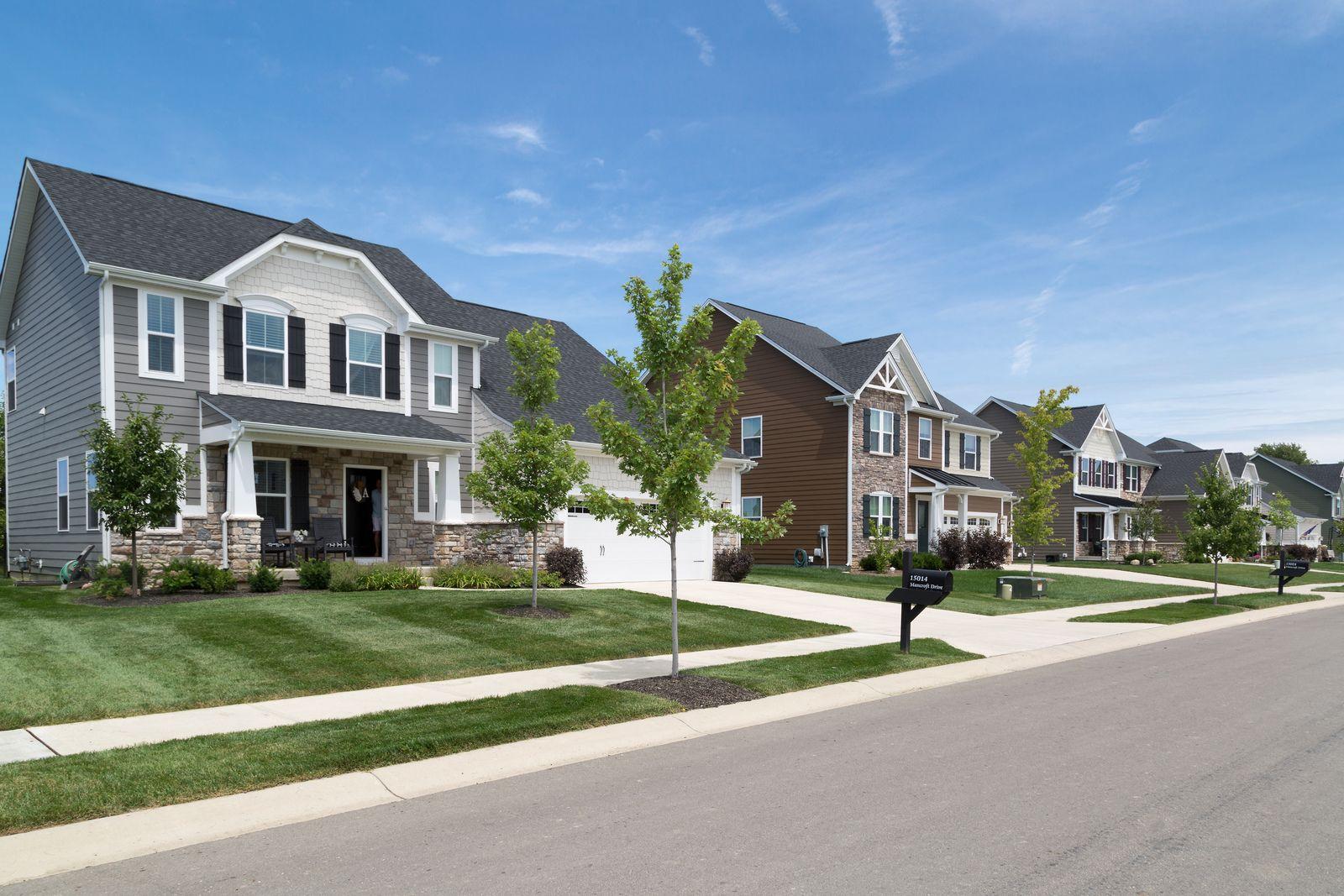 'Weatherburn Heights' by Ryan Homes-PTN in Pittsburgh
