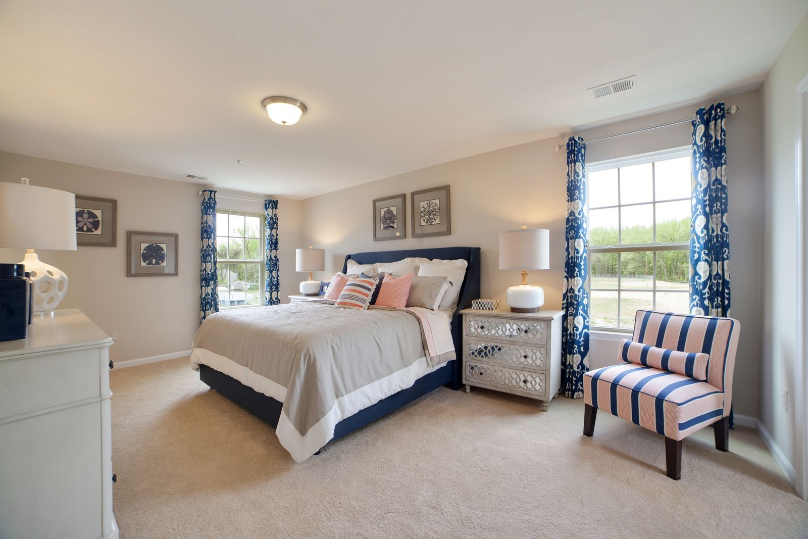 Bedroom featured in the Sienna By Ryan Homes in Rochester, NY