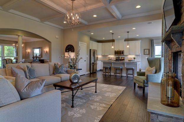 Welcome Home to Kallay Farms:Ultimate convenience and a variety of dynamic floorplans—click here to schedule your visit and learn more about this amazing community!