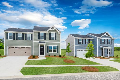 Maplestead Farms by Ryan Homes in Greenville-Spartanburg South Carolina