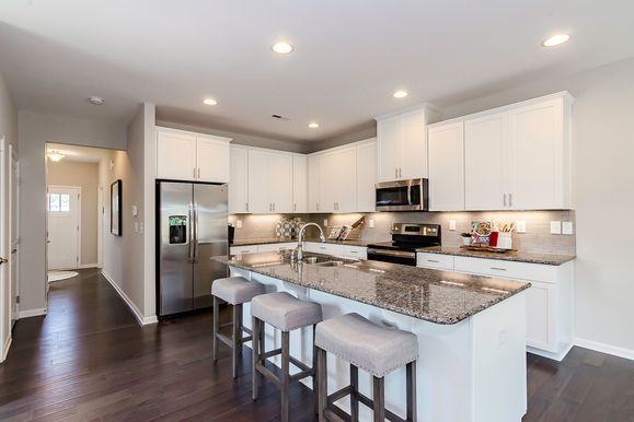 Welcome Home to Woods at West Chester:West Chester's most affordable new maintenance free townhomes with pool, clubhouse & Lakota West High School.Click here to schedule a 1-on-1, phone, or video appointment