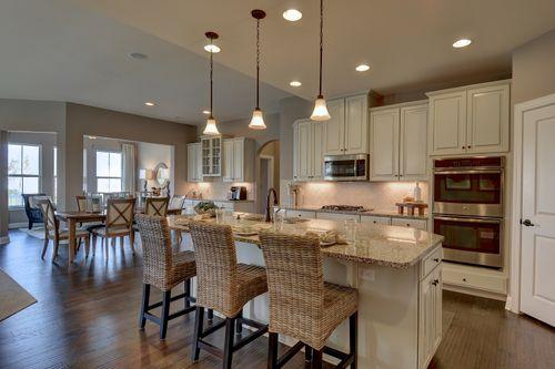Kitchen-in-Winterbrook-at-Vermillion-in-Huntersville