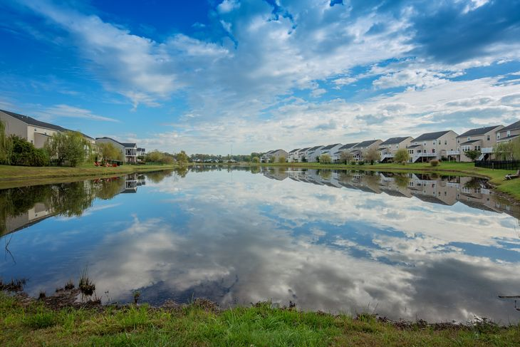 WELCOME TO THE LAKES AT BROOKSIDE:A close-knit hometown community featuring lakes, amenities & large yards right next to vibrant Vint Hill in the Gainesville area!Check out our brand new model and all new floorplans today!