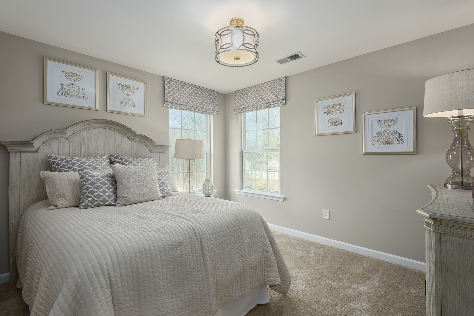 Bedroom featured in the Sienna By Ryan Homes in Ocean City, MD