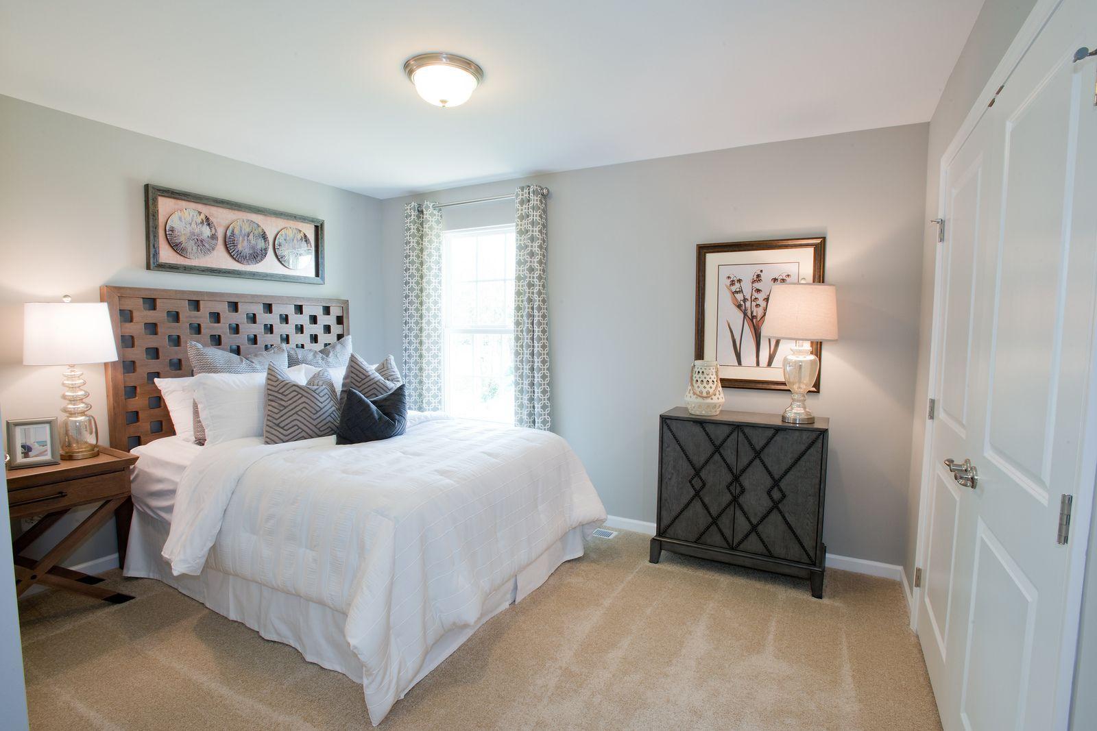 Bedroom featured in the Venice By Ryan Homes in Wilmington-Newark, DE
