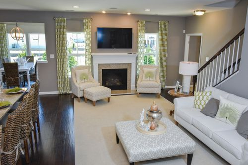 Greatroom-in-Andover-at-Fayette Farms Single Family Homes-in-Oakdale