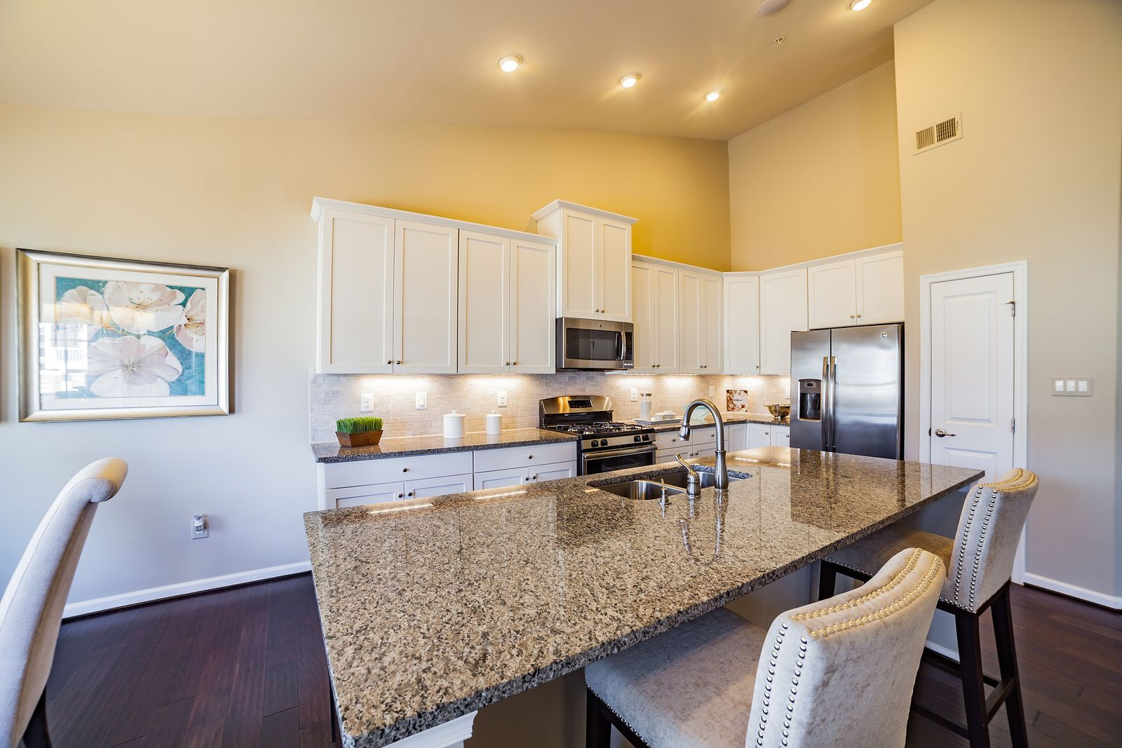 Kitchen featured in the Pisa Torre By Ryan Homes in Ocean City, MD