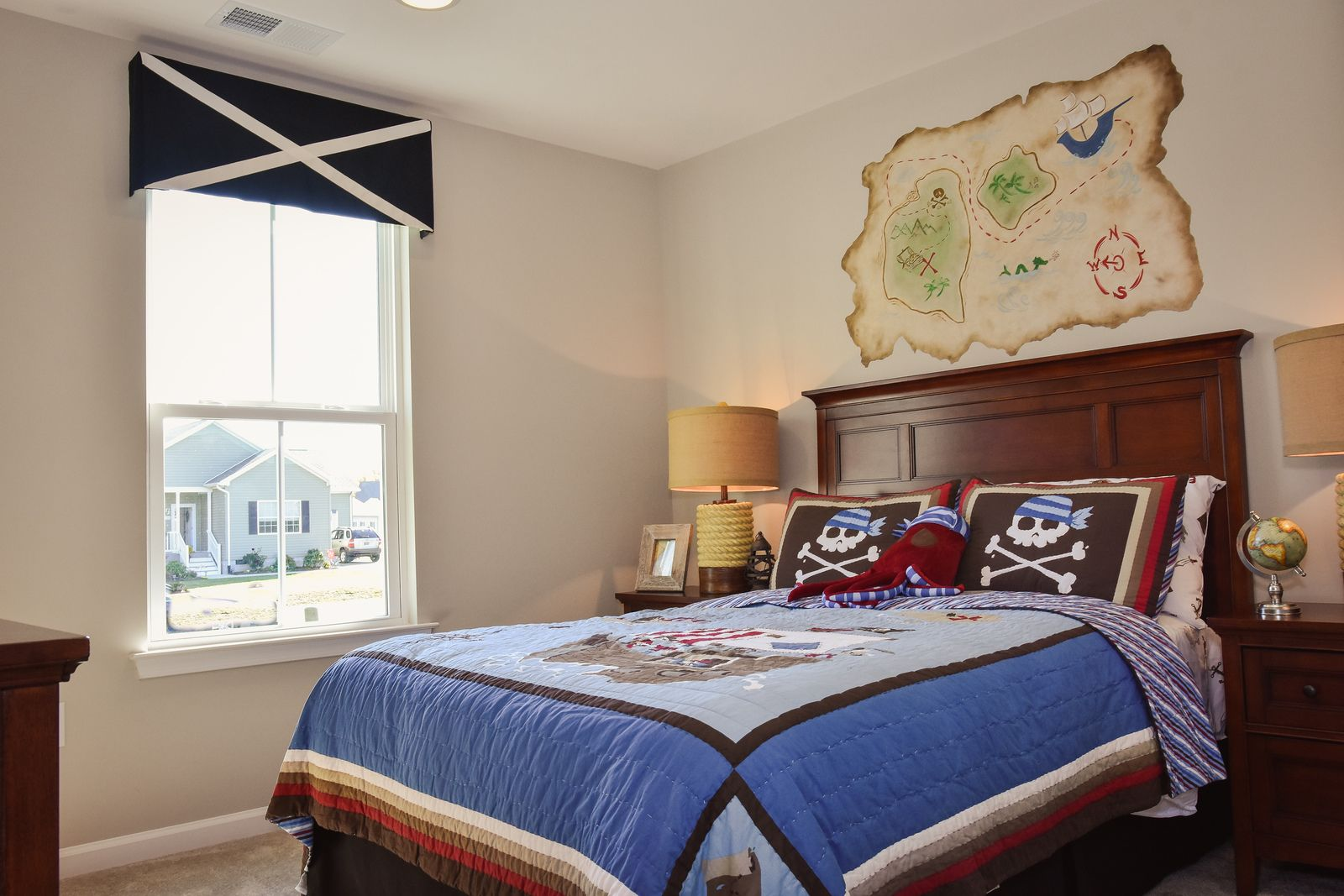 Bedroom featured in the Aviano By Ryan Homes in Cleveland, OH