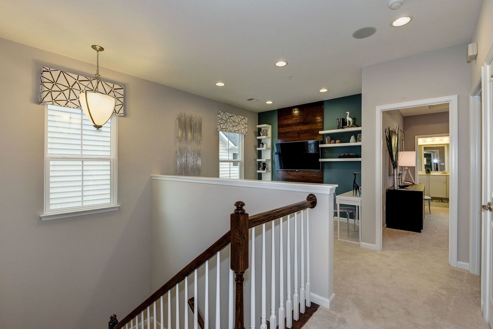 Living Area featured in the Alcott By Ryan Homes in Washington, MD