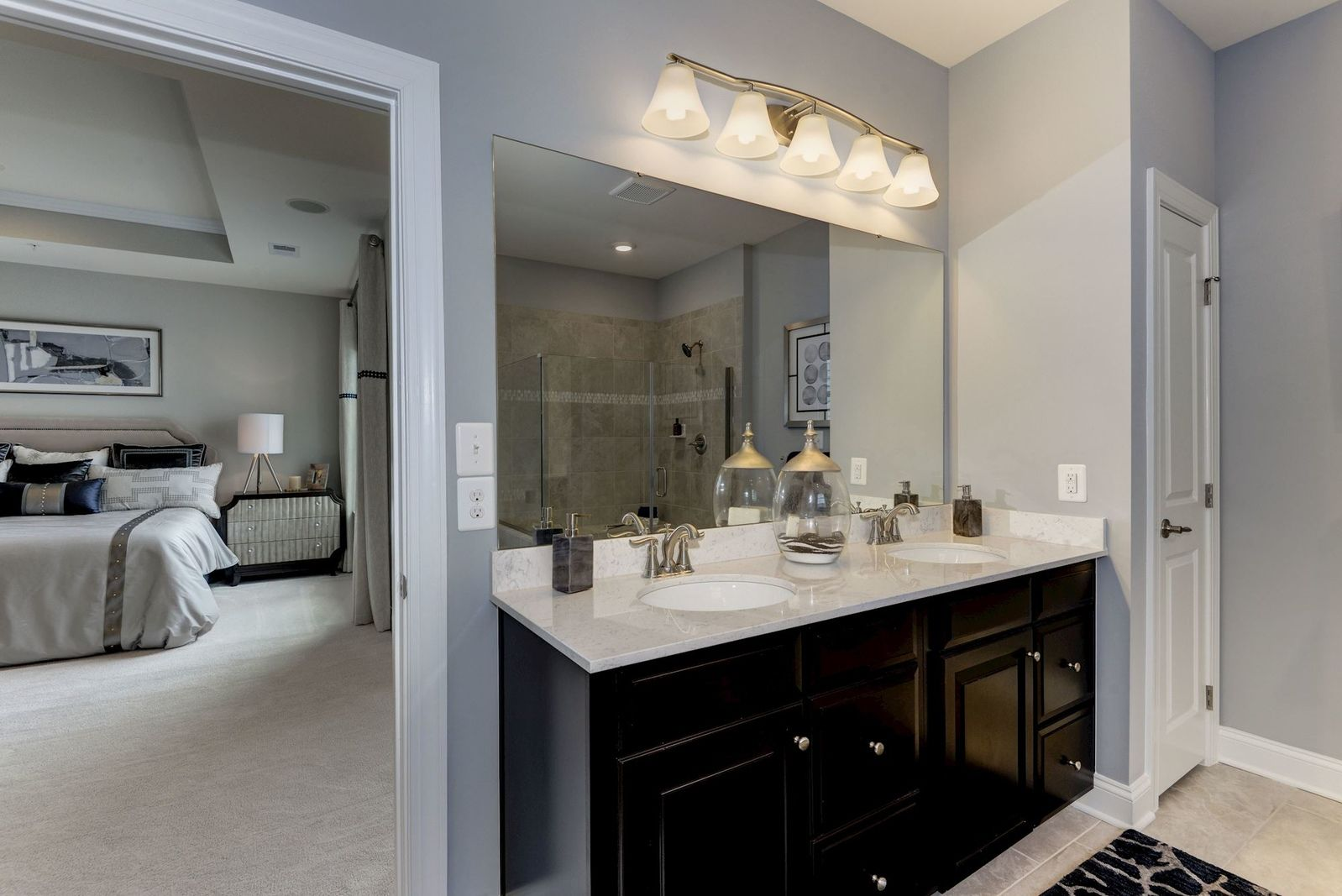Bathroom featured in the Mitchell By Ryan Homes in Washington, VA