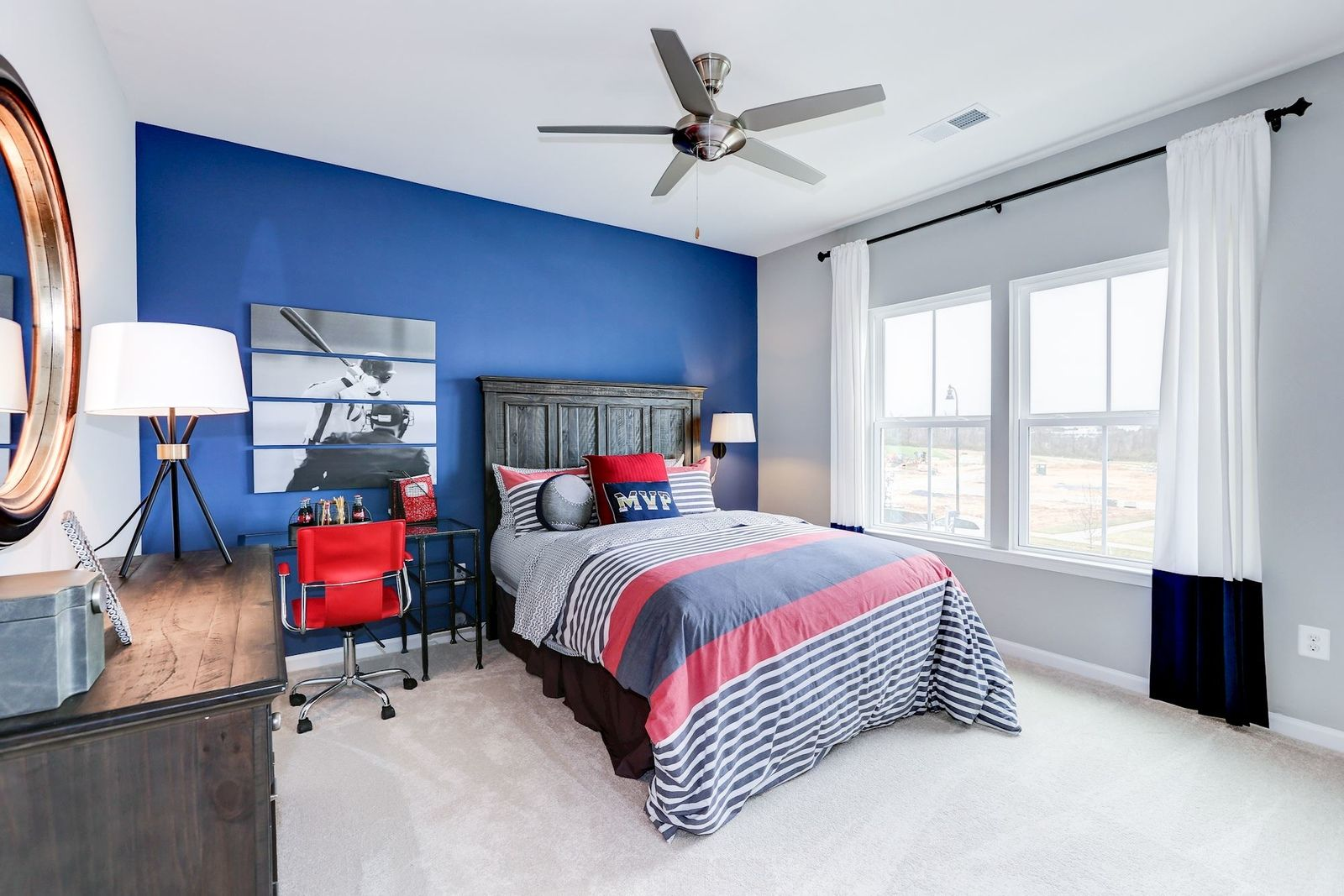 Bedroom featured in the Salinger By Ryan Homes in Washington, VA
