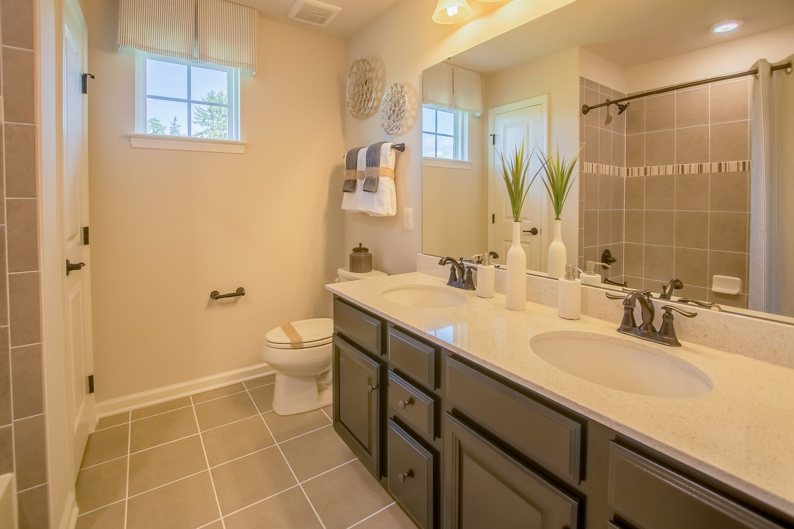 Bathroom featured in the Versailles By Ryan Homes in Harrisburg, PA