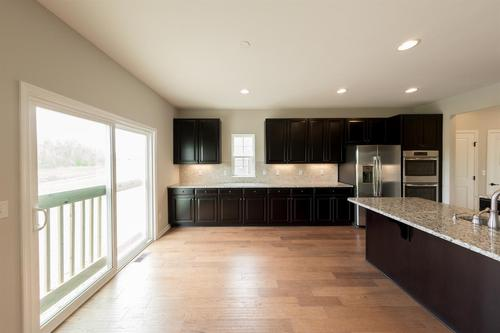 Kitchen-in-Westwood - Estate Homesites-at-Gun Creek on Grand Island-in-Grand Island
