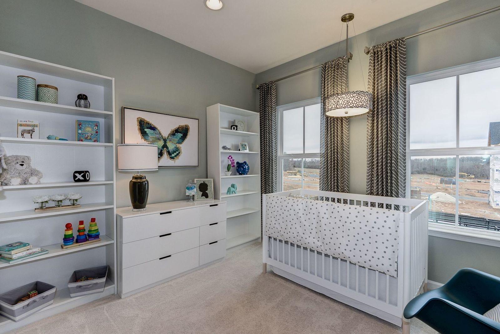 Bedroom featured in the Alcott By Ryan Homes in Richmond-Petersburg, VA
