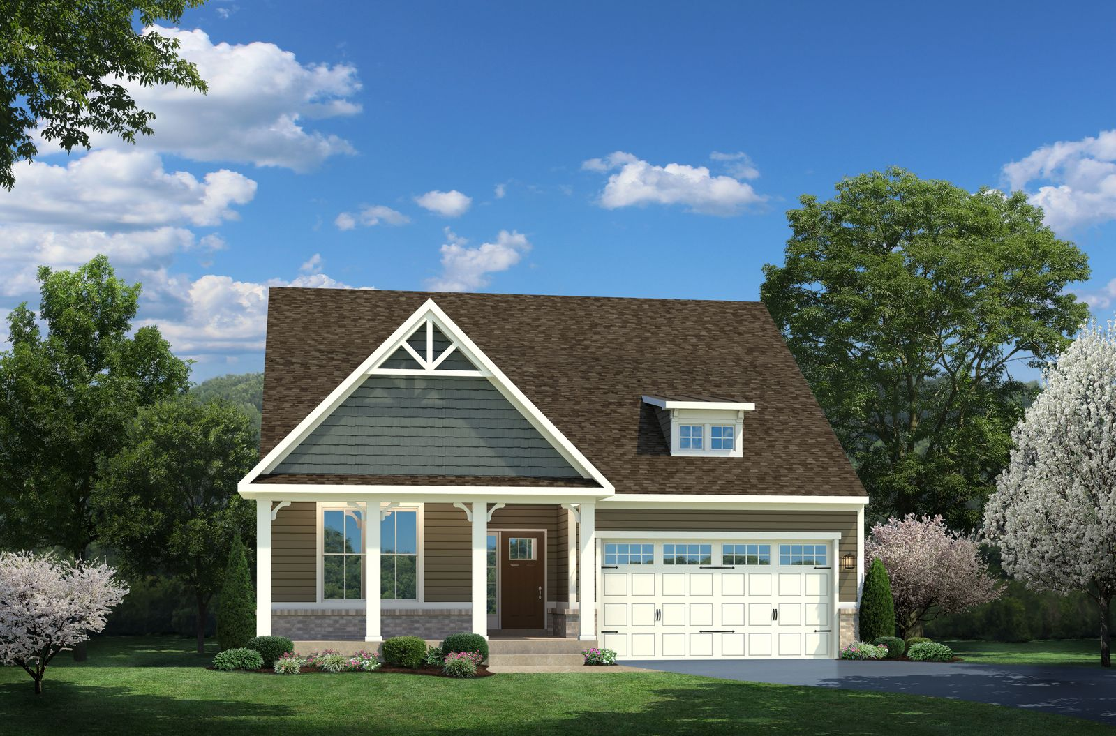 Exterior featured in the Andover By Ryan Homes in Pittsburgh, PA