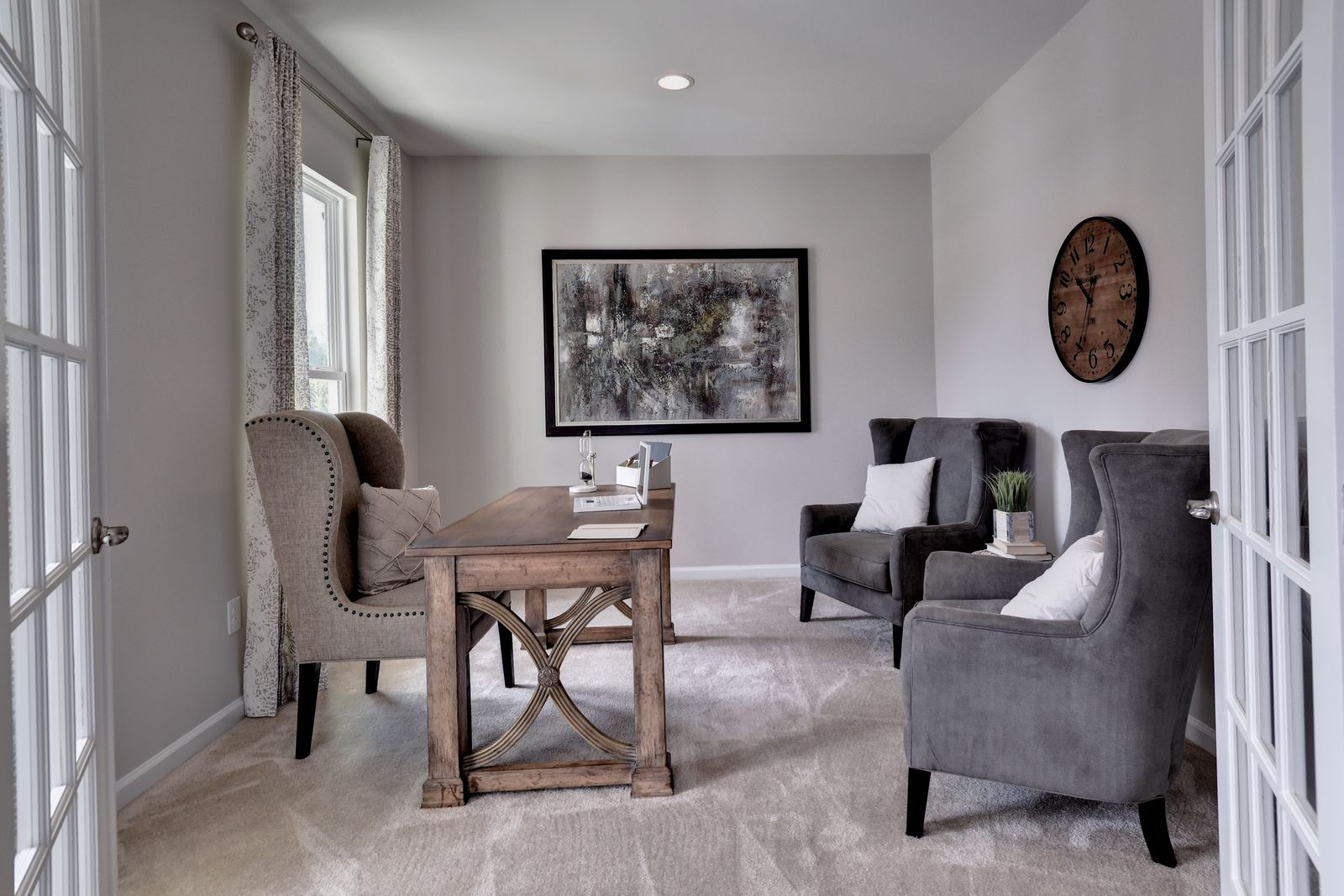 Living Area featured in the Alcott By Ryan Homes in Richmond-Petersburg, VA