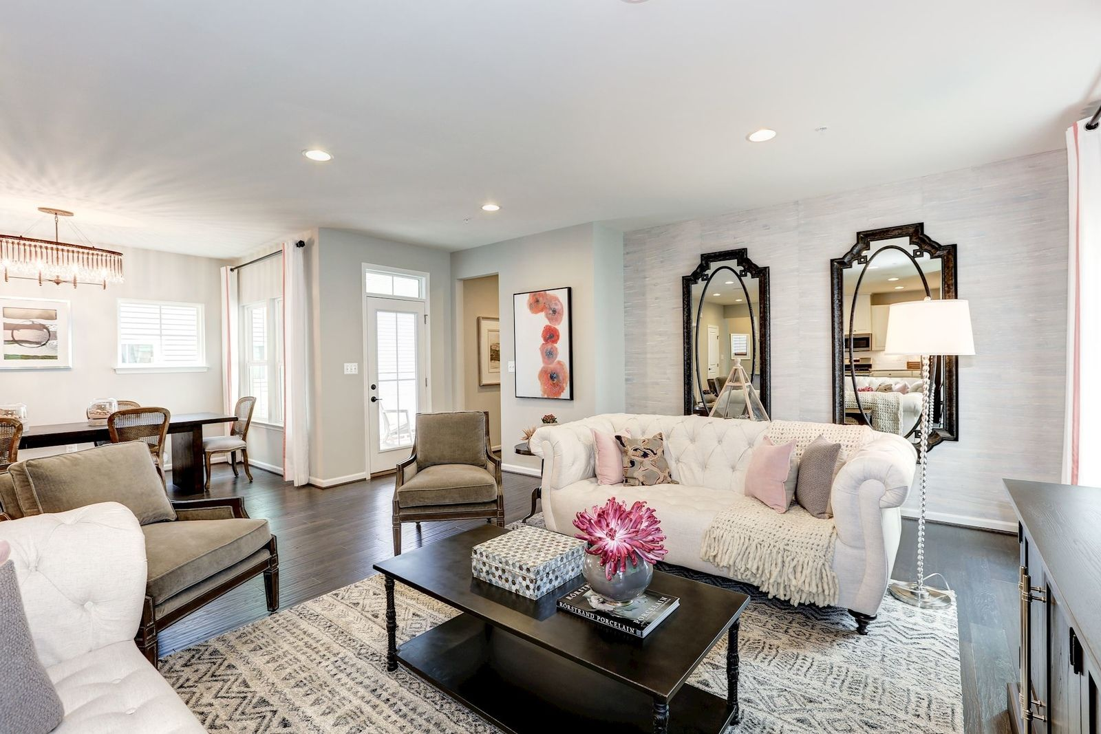 Living Area featured in the Salinger By Ryan Homes in Richmond-Petersburg, VA
