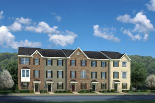 Mozart - Arcola Town Center Townhomes: Dulles, District Of Columbia - Ryan Homes