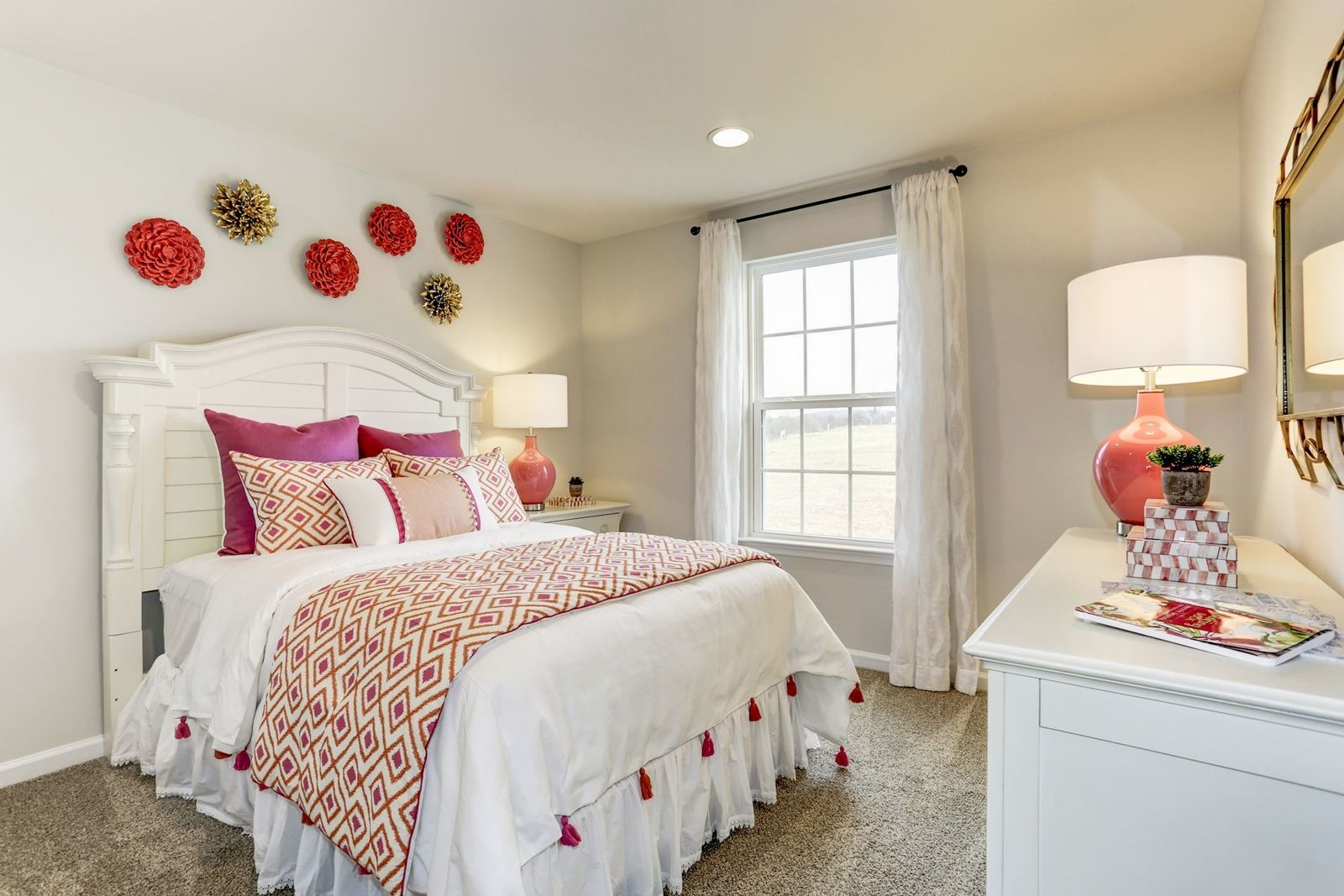 Bedroom featured in the Aviano By Ryan Homes in Ocean City, MD