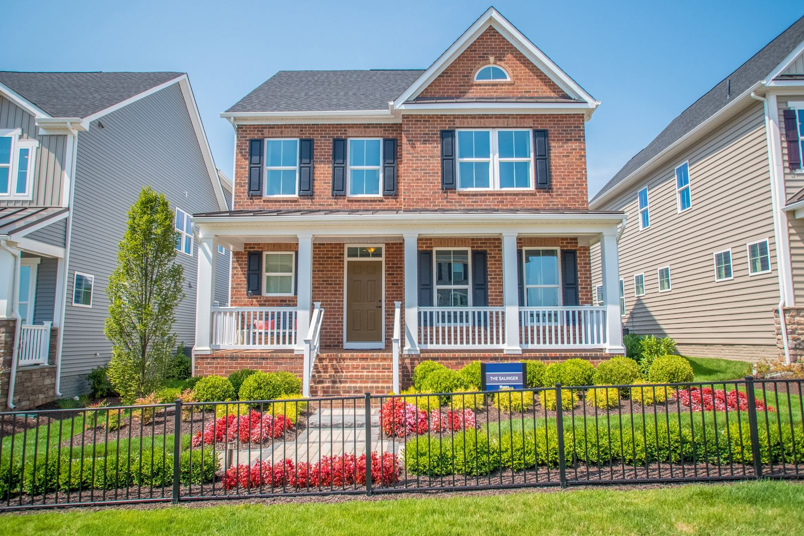 Exterior featured in the Salinger By Ryan Homes in Richmond-Petersburg, VA