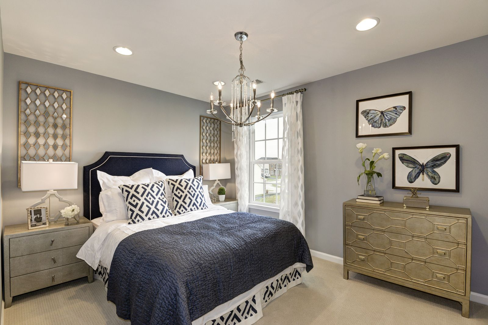 Bedroom featured in the Venice By Ryan Homes in Rochester, NY