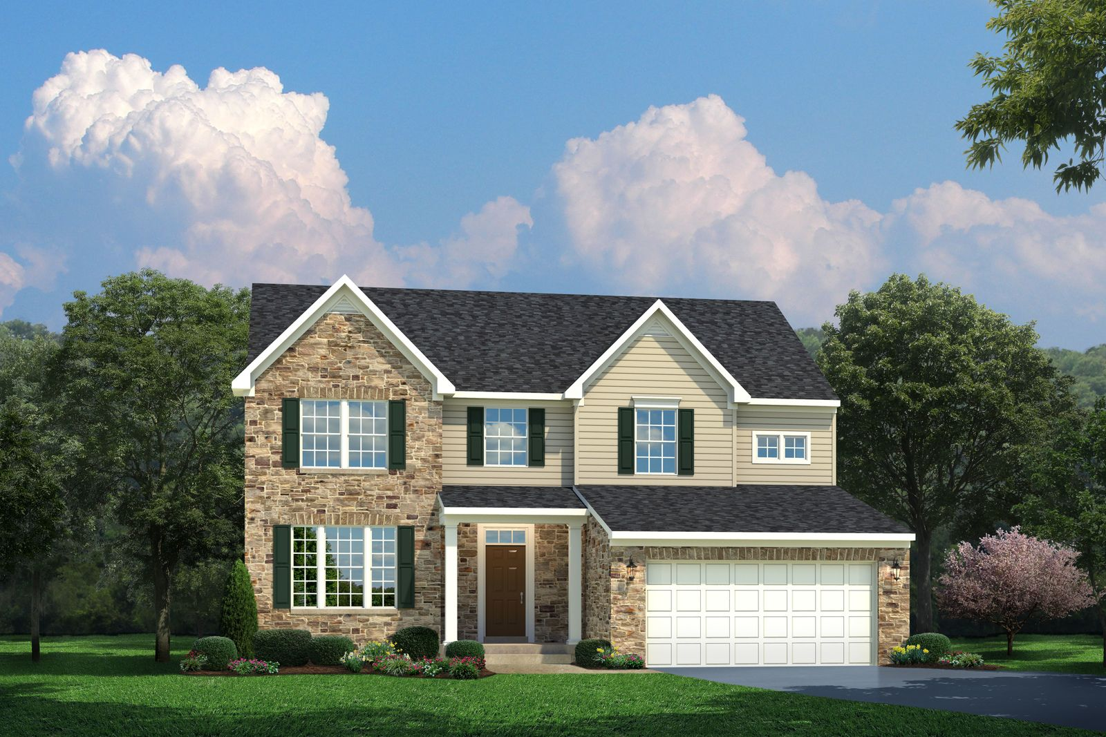Dunkirk   Stonebridge Estates: East Amherst, New York   Ryan Homes