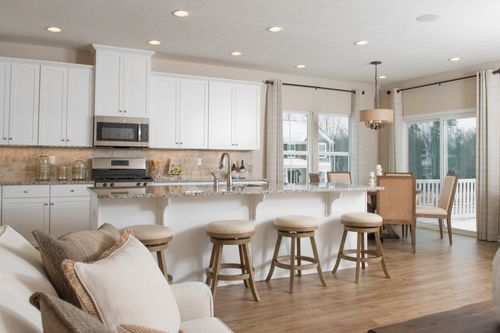 Kitchen-in-Andover-at-Fayette Farms Single Family Homes-in-Oakdale