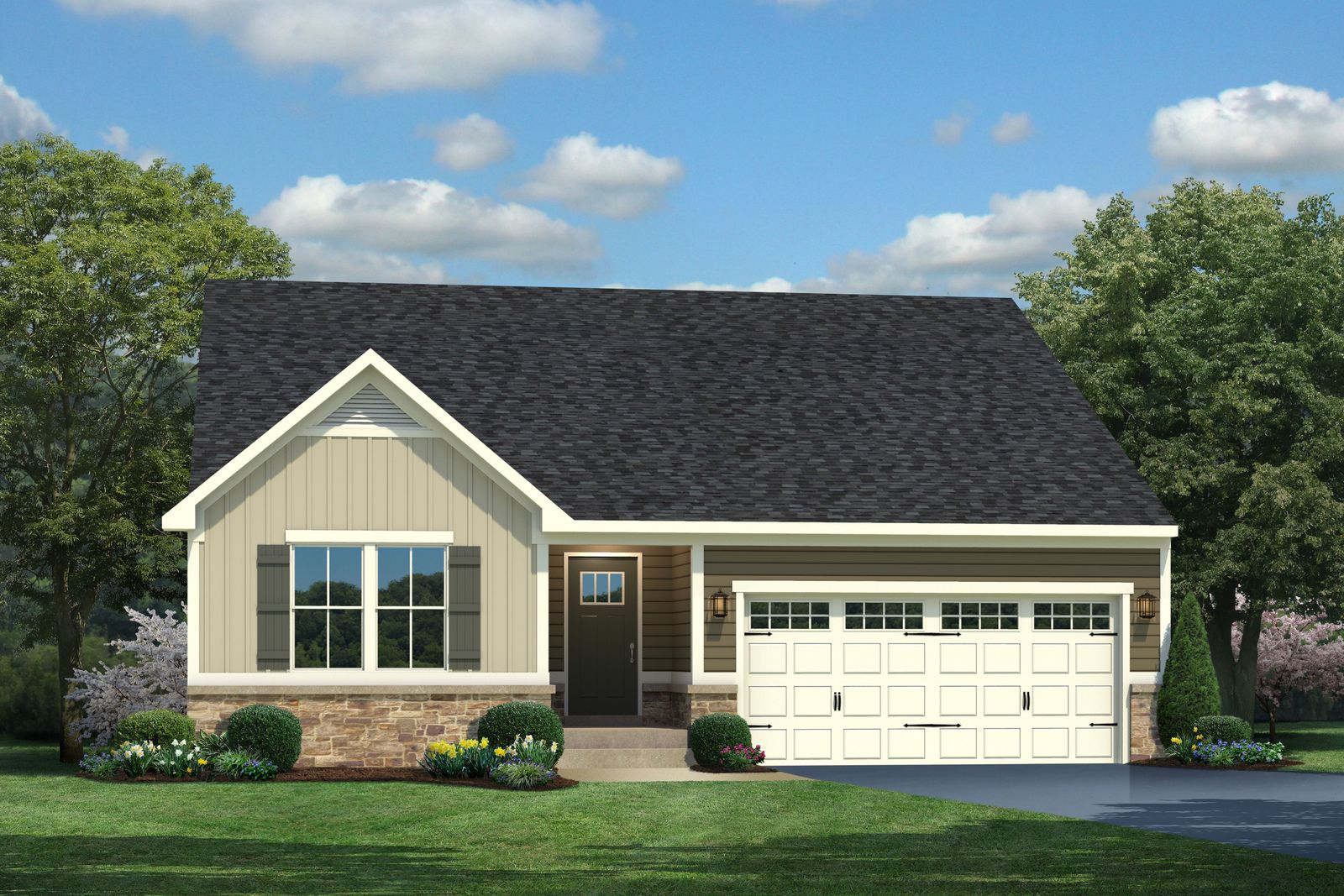 'Fairway Glenn' by Ryan Homes-CLE in Cleveland