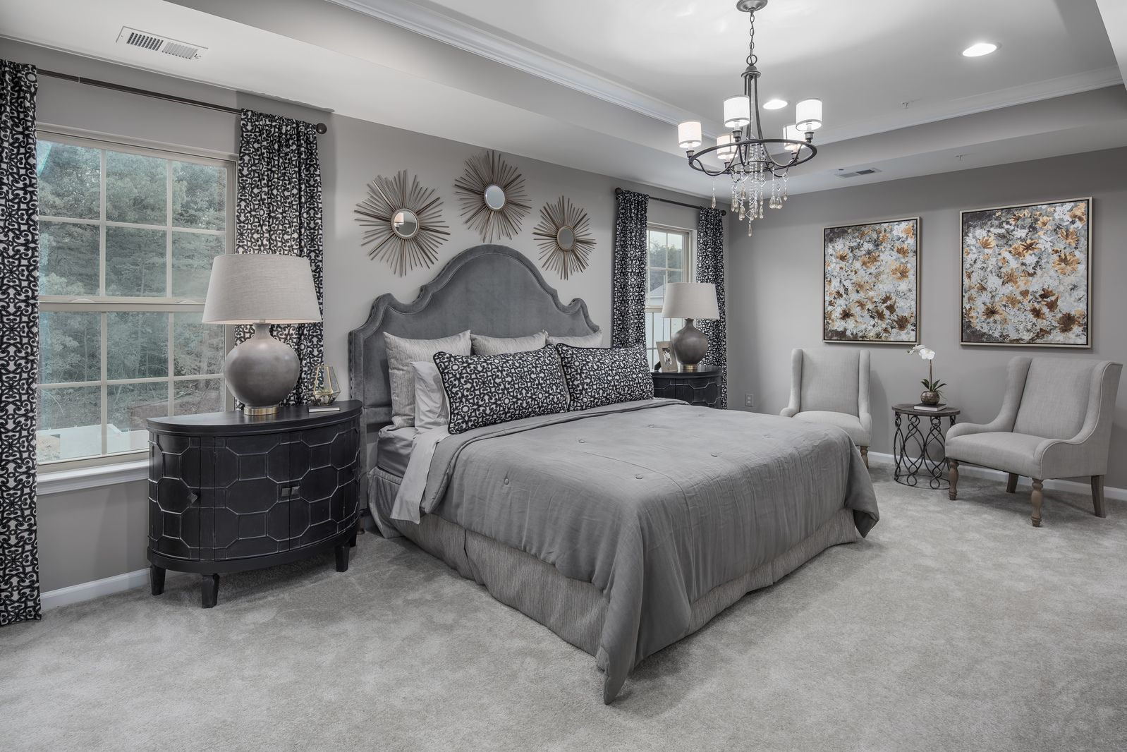 Bedroom featured in the Columbia By Ryan Homes in Washington, VA