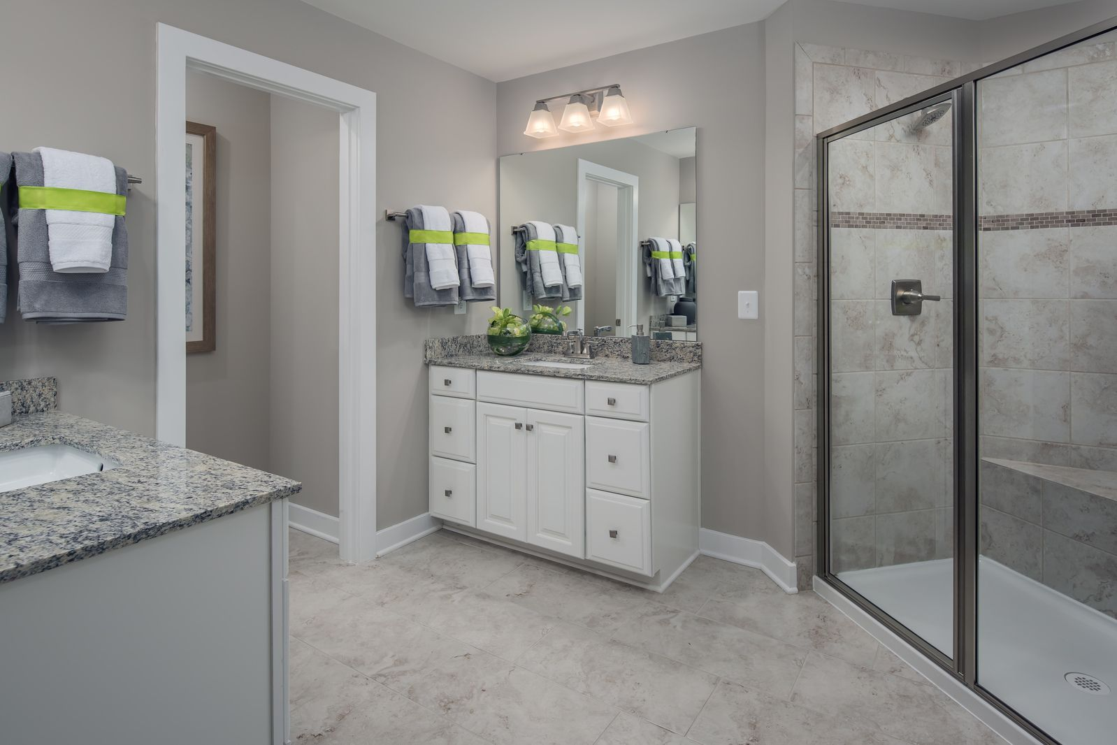 Bathroom featured in the Landon By Ryan Homes in Cleveland, OH