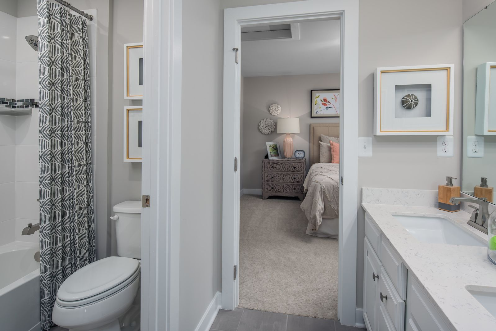 Bathroom featured in the Landon By Ryan Homes in Washington, MD