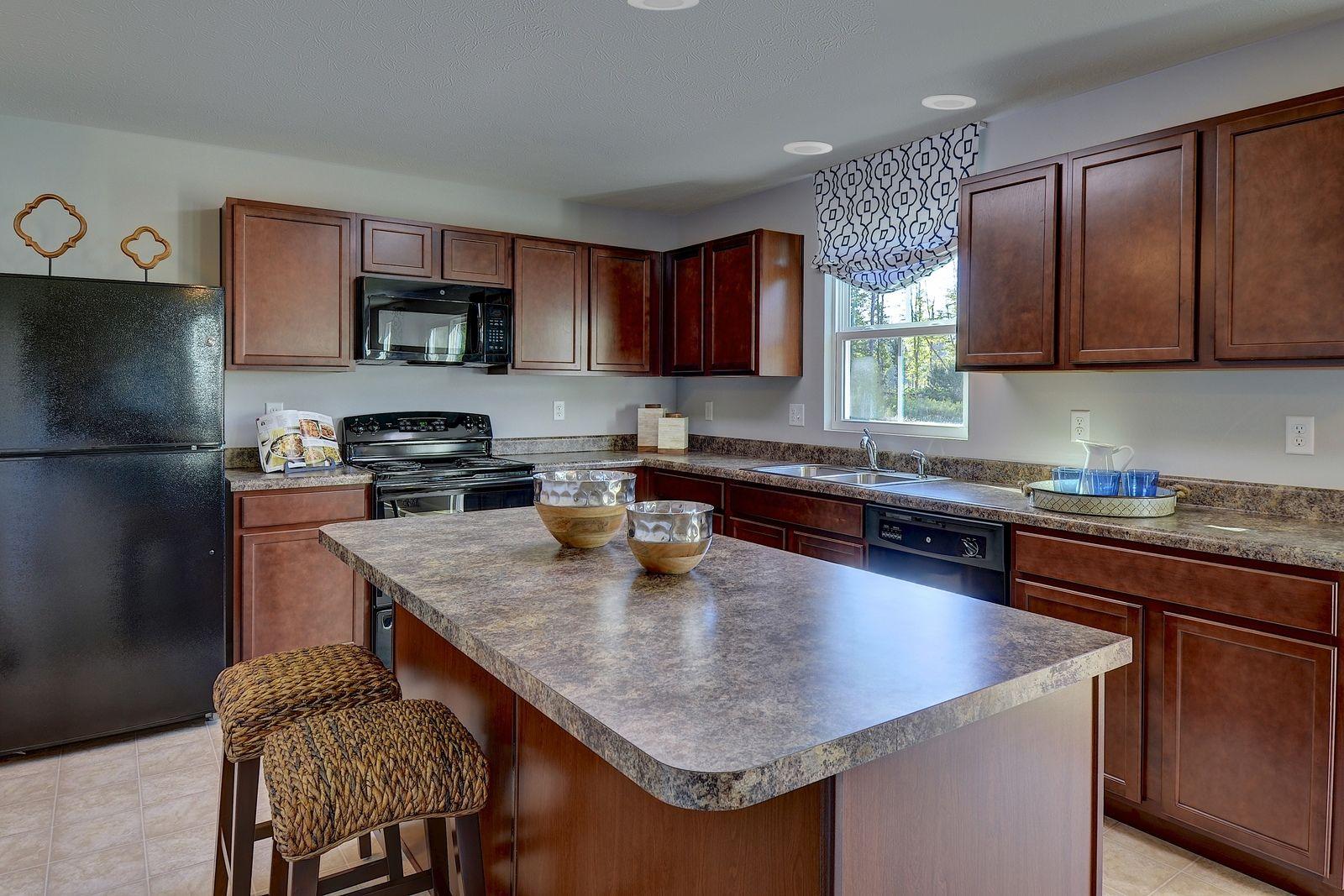Kitchen-in-Plan 2203-at-Braycen Pines-in-Sicklerville