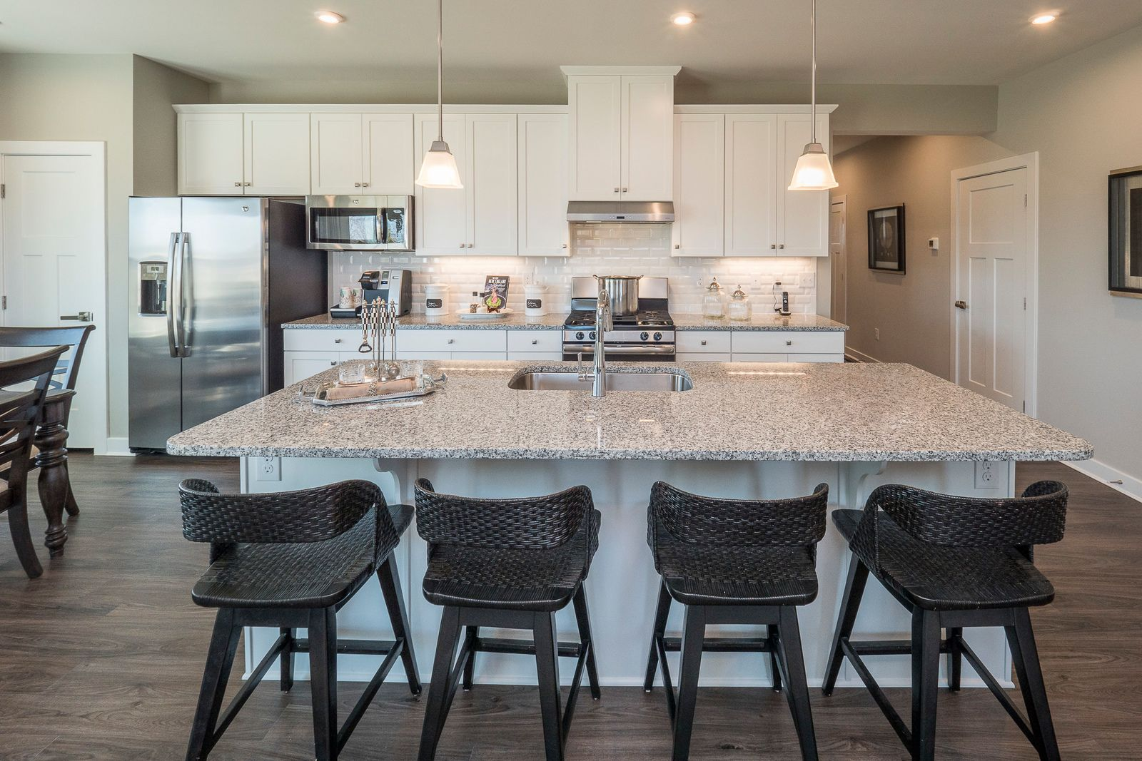 Kitchen featured in the Bramante By Ryan Homes in Warren County, NJ