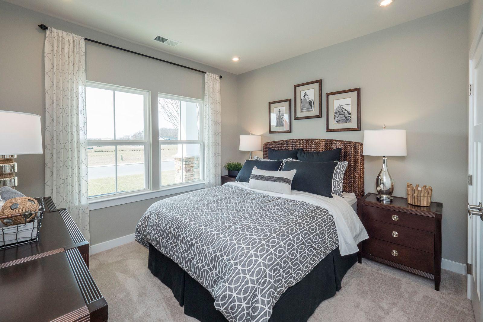 Bedroom featured in the Bramante By Ryan Homes in Warren County, NJ