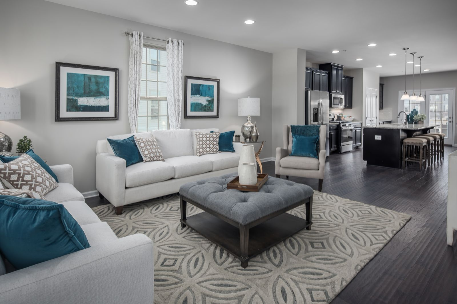 Living Area featured in the Strauss By Ryan Homes in Charlotte, NC