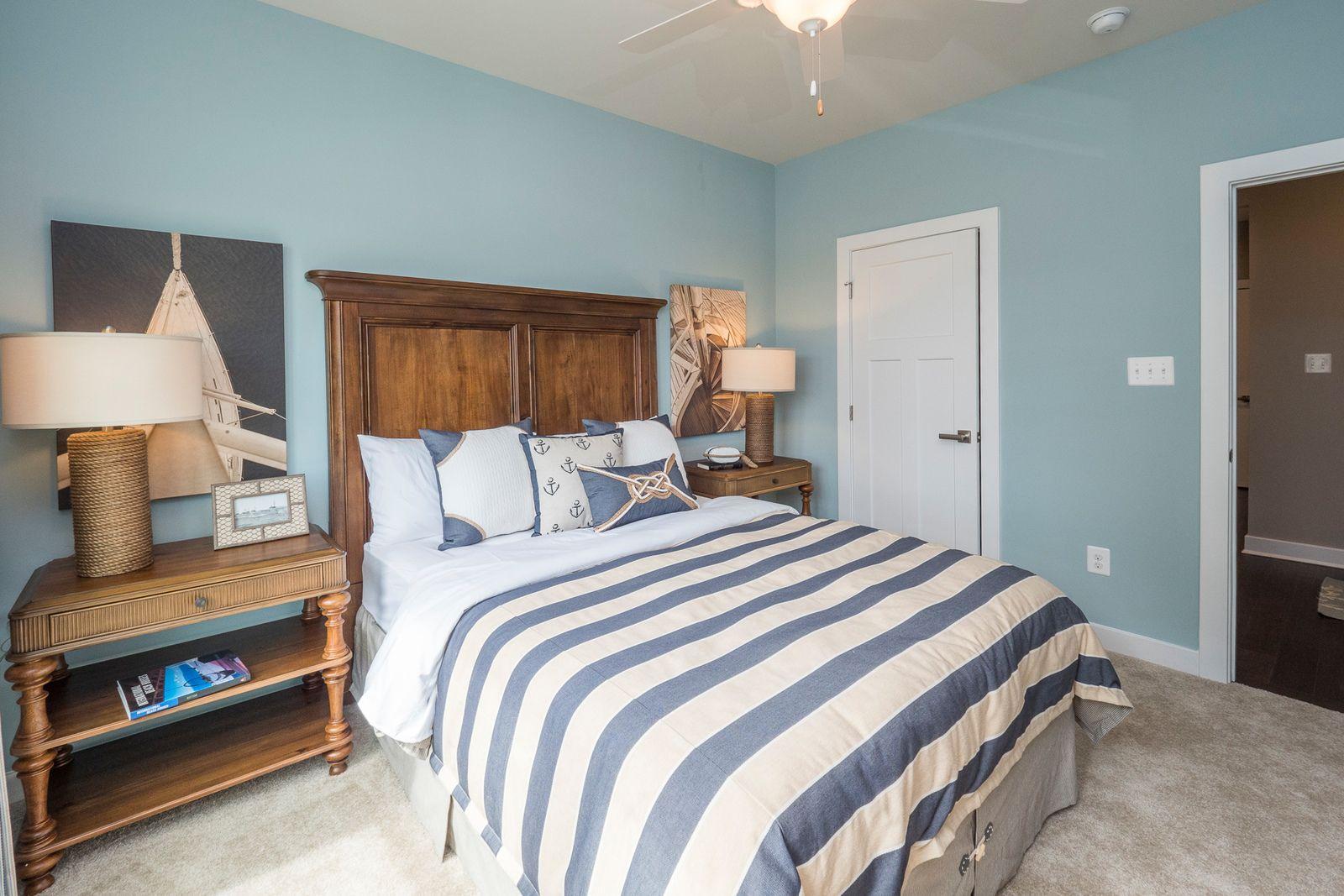 Bedroom featured in the Palladio By Ryan Homes in Warren County, NJ