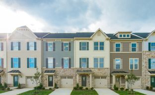 Villages at Berkley Square by Ryan Homes in Philadelphia New Jersey
