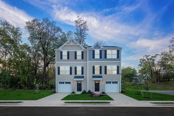 OWN A BRAND NEW TOWNHOME FOR LESS THAN RENT!:Equipped with a garage, 3 bedrooms and 2 1/2 baths! Click here to schedule your visit.
