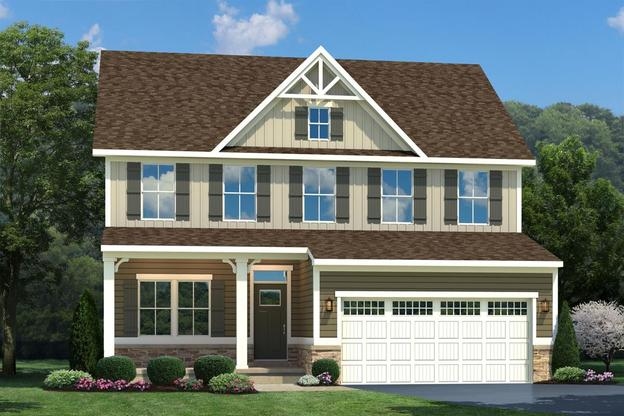 Ryan Homes Floor Plans Ohio: The Reserves In Harrison, OH, New