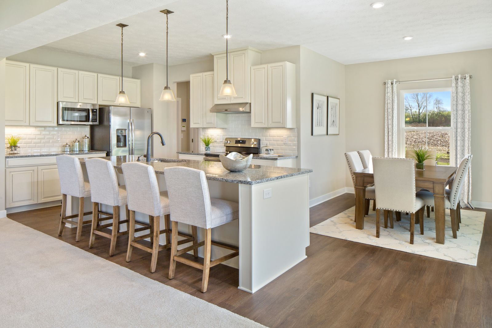 Kitchen featured in the Columbia By Ryan Homes in Norfolk-Newport News, VA